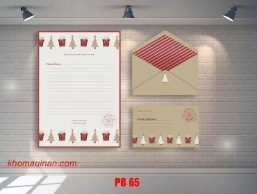 Bộ sưu tập mẫu phong bì – PB 65