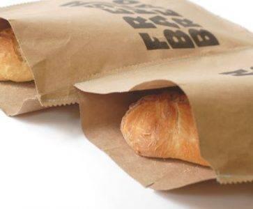 In bao đũa, bao bánh mì